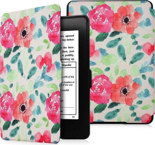 Pokrowiec Alogy Etui Alogy Smart Case Kindle Paperwhite 1/2/3 Kwiatki uniwersalny