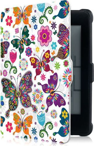 Pokrowiec Alogy Etui Alogy Smart Case Kindle Paperwhite 1/2/3 Motyle łowickie uniwersalny
