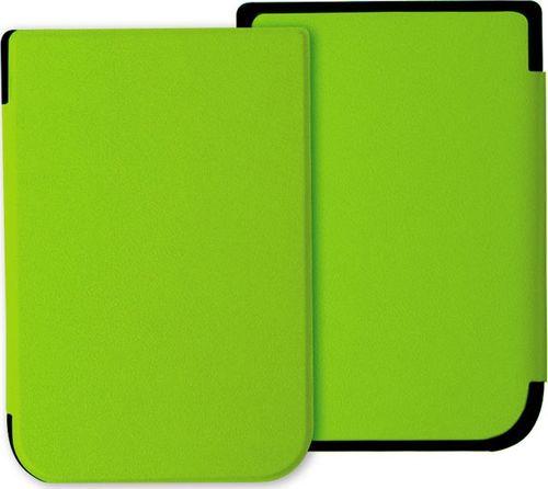 Pokrowiec Alogy Etui Alogy Slim Case PocketBook Touch HD PB 631 Zielone uniwersalny