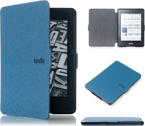 Pokrowiec Alogy Etui Alogy Smart Case Kindle Paperwhite 1/2/3 Niebieskie uniwersalny