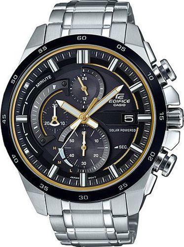 Zegarek Casio EQS-600DB-1A9 Edifice męski srebrny