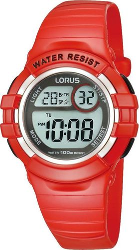 Zegarek Lorus R2399HX9 damski czerwony