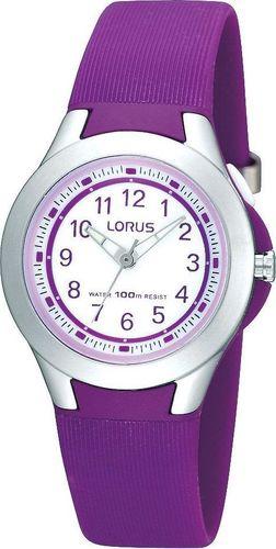 Zegarek Lorus R2313FX9 damski fioletowy