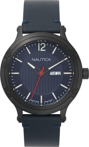 Zegarek Nautica Porthole NAPPRH017 męski granatowy