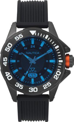 Zegarek Nautica Westview NAPWSV005 męski czarny