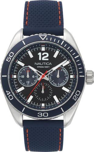 Zegarek Nautica Key Biscayne NAPKBN003 męski granatowy