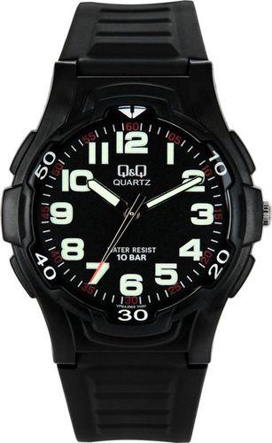 Zegarek Q&Q VP84-002 męski czarny