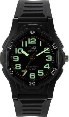 Zegarek Q&Q VQ14-002 męski czarny