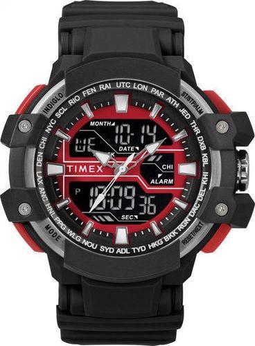 Zegarek Timex Combo TW5M22700 Tactic DGTL męski czarny