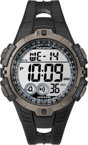 Zegarek Timex Zegarek Timex T5K802 Marathon Digital uniwersalny