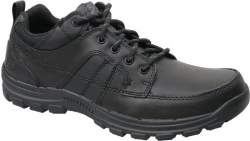 Skechers Buty męskie Braver Ralson czarne r. 39.5 (65580-BLK)