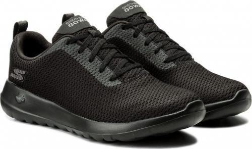Skechers Buty męskie Go Walk Max czarne r. 44.5 (54601-BBK)
