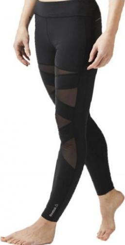 Reebok Legginsy Cardio Legging czarne r. 2XS (BK2015)