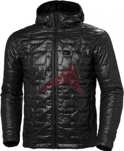 Helly Hansen Kurtka męska Lifaloft Hood Insulator Jacket czarna r. L (65604-990)
