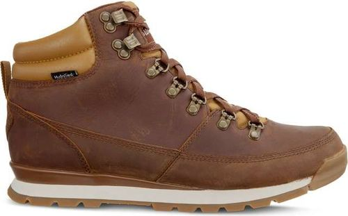 The North Face Buty męskie Back-to-berkeley Redux Leather brązowe r. 44.5 (T0CDL05WD)