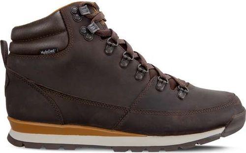 The North Face Buty męskie Back-to-berkeley Redux Leather brązowe r. 44 (T0CDL05SH)