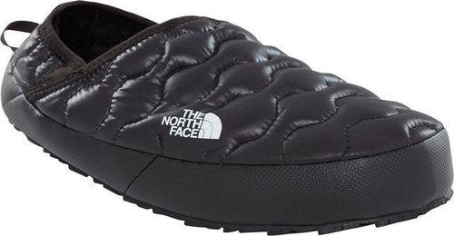 The North Face Buty męskie Trctn Mule Iv Shiny Yxa czarne r. 40.5 (T9331EYXA)