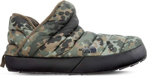 The North Face Buty męskie Thermoball Traction Bootie zielone r. 43 (T93MKH5QU)