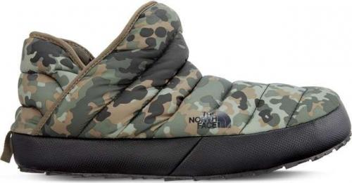 The North Face Buty męskie Thermoball Traction Bootie zielone r. 42 (T93MKH5QU)