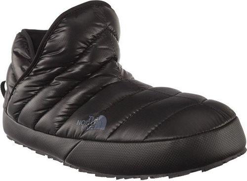 The North Face Buty męskie Traction Bootie Shiny Yxa czarne r. 40.5 (T93MKHYXA)