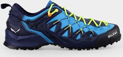Salewa Buty męskie MS WILDFIRE EDGE Premium Navy/Fluo Yellow r. 42.5