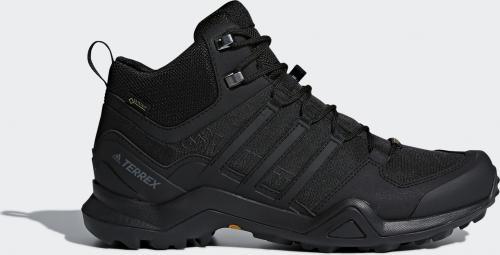 Adidas Buty męskie Terrex Swift R2 Mid GTX czarne 41 1/3 (CM7500)