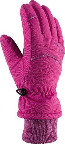 Viking Rękawice Rimi różowe r. 4 (120/20/5421)