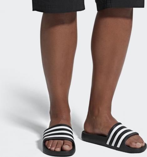 Adidas Klapki męskie Adilette Aqua czarne r. 44.5 (F35543)