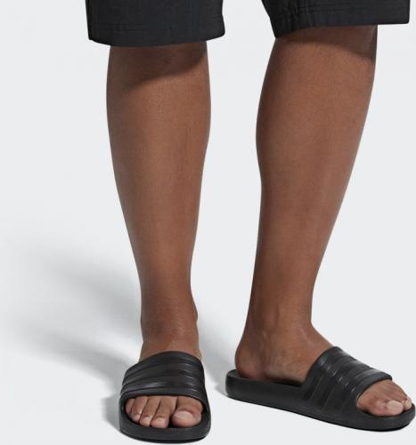 Adidas Klapki męskie Adilette Aqua czarne r. 40.5 (F35550)