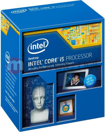 Procesor Intel Core I5-4570, 3.2GHz, 6MB, BOX (BX80646I54570)