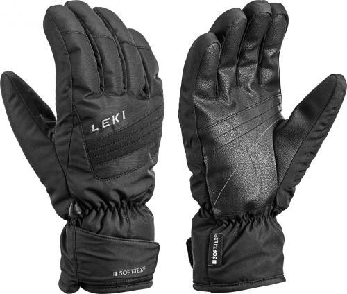 LEKI Rękawice Vertigo black r. 10.0