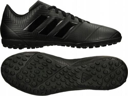 Adidas Buty piłkarskie Nemeziz Tango 18.4 czarne r. 43 1/3 (DB2263)