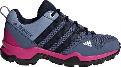 Adidas Buty dziewczęce Terrex Jr AX2R AC7987 szaro-różowe r. 35 1/2 (21157)