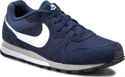 Nike Buty męskie Md Runner 2 granatowe r. 41 (749794-410)