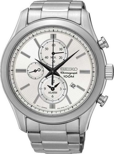 Zegarek Seiko Vyriškas laikrodis Seiko SNAF63P1