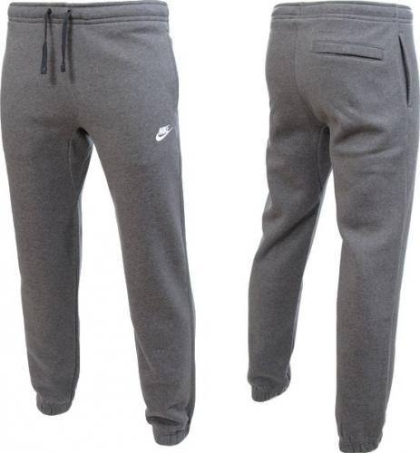 Nike Spodnie męskie bawełniane - Nsw Pant Cf Flc Club, rozmiar S