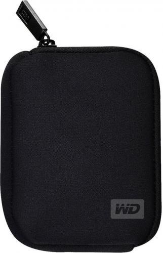 Etui Western Digital My Passport Neoprene Case czarne (WDBABK0000NBK-ERSN)