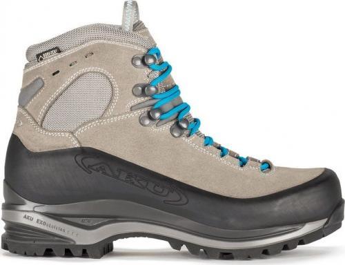 Aku Buty trekkingowe damskie Superalp GTX Light Grey/Turqoise r. 36 (594)