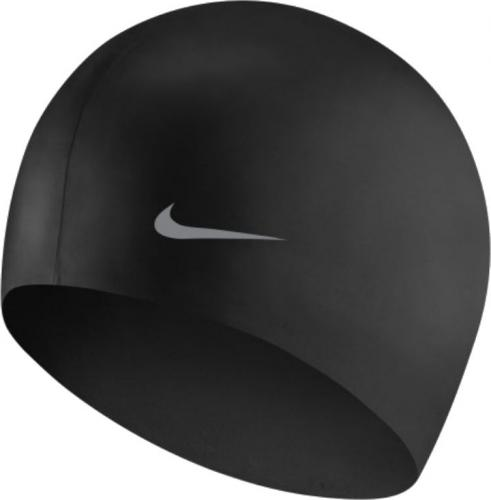 Nike czepek Solid Silicone Youth black one size (TESS0106-001)