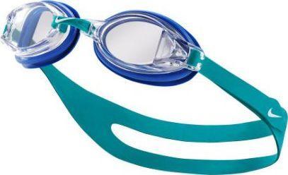 Nike Okulary pływackie Chrome chlorine blue (N79151-445)