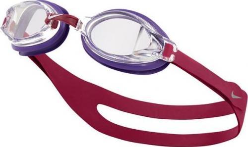 Nike Okulary pływackie Chrome true berry (N79151-574)