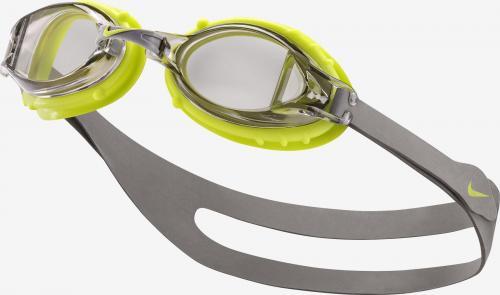 Nike Okulary pływackie Chrome Youth strata grey one size (TFSS0563-075)