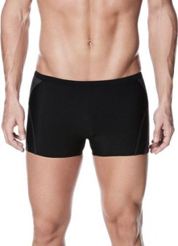 Nike Kąpielówki męskie Poly Solid Square Leg black r. 80 (TESS0053 001)
