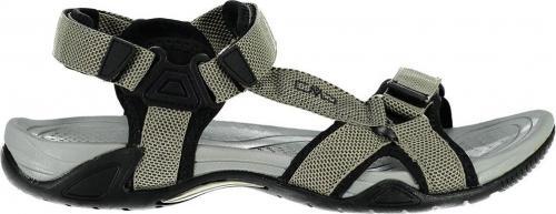 Campagnolo (CMP) Sandały męskie Hamal Hiking Sandal Corda-Nero r. 42