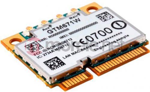Modem GSM wel.com Option GTM671W