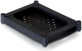 Etui Delock Etui silikonowe do HDD 2,5 Czarne 18178