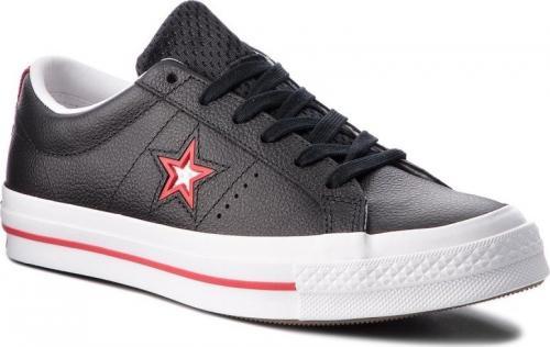 Converse Trampki męskie One Star 161563C czarny r. 41.5