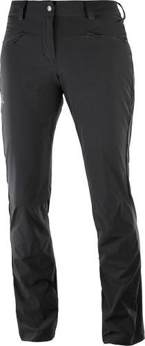 Salomon Spodnie damskie Wayfarer Straight LT Pant Black r. 38