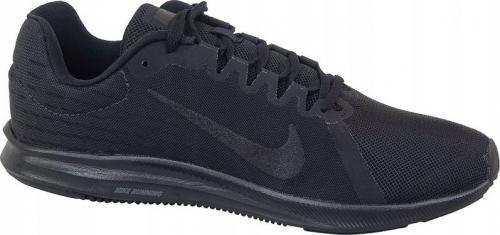 Nike Buty męskie Downshifter 8 czarne r. 40 (908984-002)