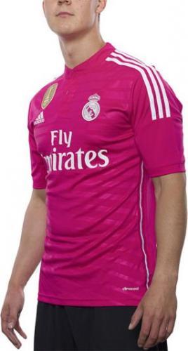 Adidas Koszulka męska Wc Real A Jsy różowa r. S (S51064)